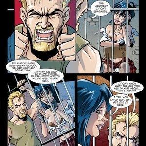 Hentaikey Comics XXX Virus - Issue 1 gallery image-008