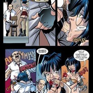 Hentaikey Comics XXX Virus - Issue 1 gallery image-009