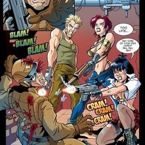 Hentaikey Comics XXX Virus - Issue 1 gallery image-013