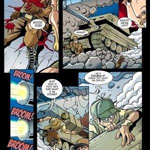Hentaikey Comics XXX Virus - Issue 1 gallery image-014