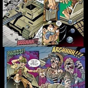 Hentaikey Comics XXX Virus - Issue 1 gallery image-015