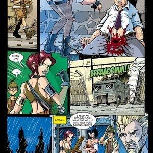 Hentaikey Comics XXX Virus - Issue 1 gallery image-016