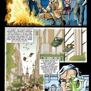 Hentaikey Comics XXX Virus - Issue 1 gallery image-017