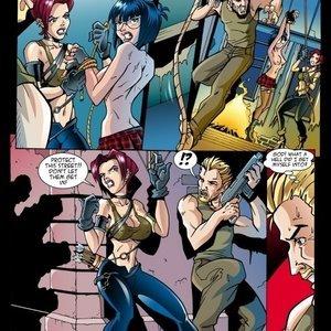 Hentaikey Comics XXX Virus - Issue 1 gallery image-019