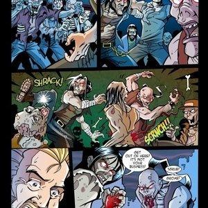 Hentaikey Comics XXX Virus - Issue 1 gallery image-021