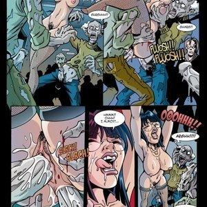 Hentaikey Comics XXX Virus - Issue 1 gallery image-022