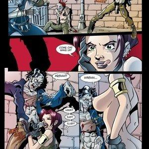 Hentaikey Comics XXX Virus - Issue 1 gallery image-023