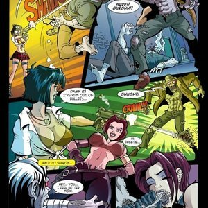 Hentaikey Comics XXX Virus - Issue 2 gallery image-008