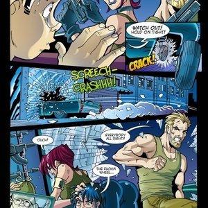 Hentaikey Comics XXX Virus - Issue 2 gallery image-012