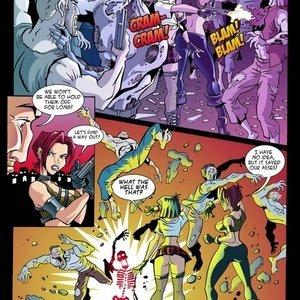 Hentaikey Comics XXX Virus - Issue 2 gallery image-014