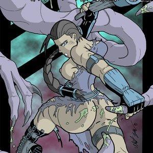 Hammered Hombre Blanco Comics