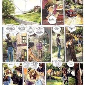 Down on the Farm Horacio Altuna Comics