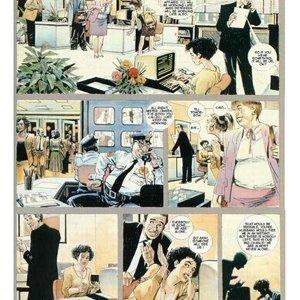Overtime Horacio Altuna Comics