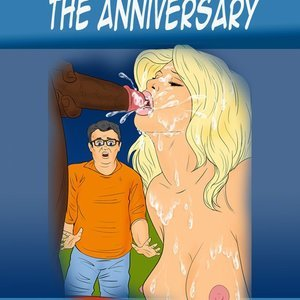 HotWife Comics Erica Cuckoldhards Adventures - The Anniversary gallery image-001