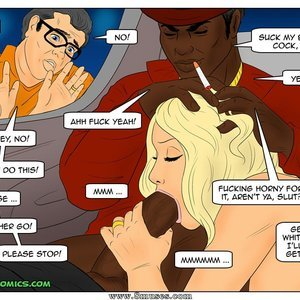 HotWife Comics Erica Cuckoldhards Adventures - The Anniversary gallery image-008