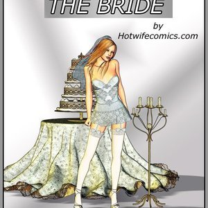 HotWife Comics Here Cums The Bride gallery image-001