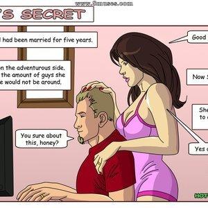 Sarahs Secret HotWife Comics