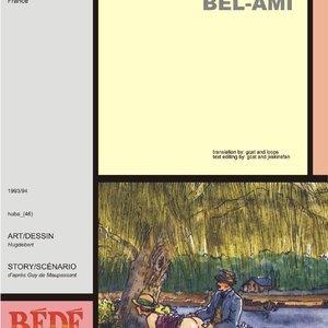 Bel-Ami Hugdebert Comics