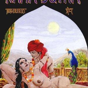 Kama-Sutra Hugdebert Comics