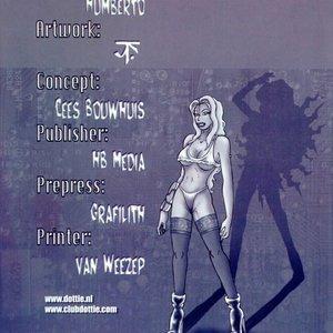 Humberto Comics Dottie 1 - Genesis gallery image-003