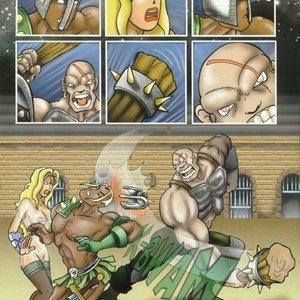 Humberto Comics Dottie 1 - Genesis gallery image-022