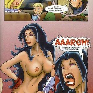 Humberto Comics Dottie 1 - Genesis gallery image-043