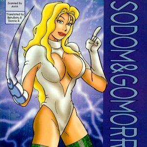 Dottie 2 – Sodom and Gomorra Humberto Comics