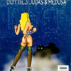 Dottie 3 – Judas and Medusa Humberto Comics