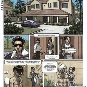 Aldana Ignacio Noe Comics