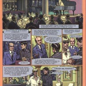 El Afinador Ignacio Noe Comics