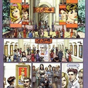 Exhibition Ignacio Noe Comics