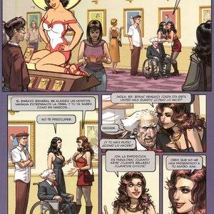 Exposicion Ignacio Noe Comics