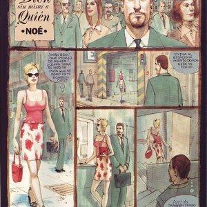 Haz El Bien Sin Mirar a Quien Ignacio Noe Comics