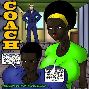 Coach (IllustratedInterracial Comics) thumbnail