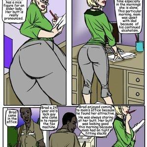 Mom porn comic Comics @