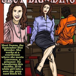 SlutBreeding_3 (IllustratedInterracial Comics) thumbnail