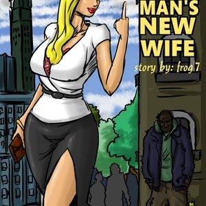 The Homeless Mans New Wife IllustratedInterracial Comics