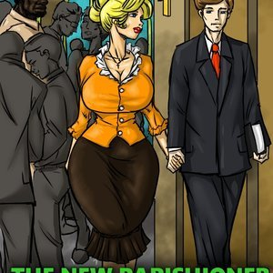 The New Parishioner (IllustratedInterracial Comics) thumbnail