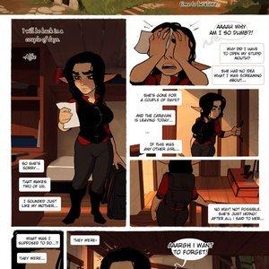 Chapter 7-9 Incase Comics