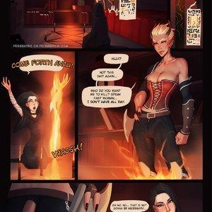 Hella Trap Incase Comics