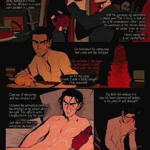 The Invitation Incase Comics