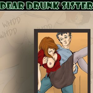 Dear Drunk Sister IncestComics.ws Comics