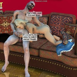 IncestIncestIncest Comics Dad & Daughter Special Night gallery image-020