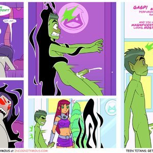 Incognitymous Comics Getting Off gallery image-013