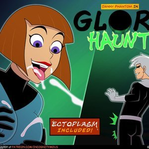 Glory Haunt Incognitymous Comics