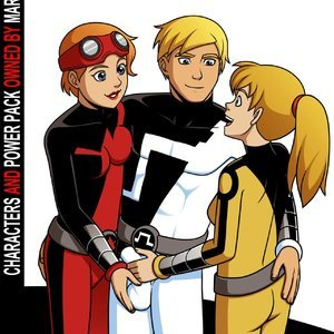 Power Pack – New Beginnings Incognitymous Comics