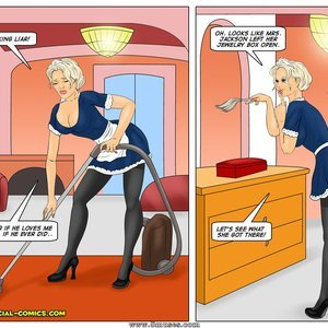 Interracial-Comics Evelyn In Trouble gallery image-003
