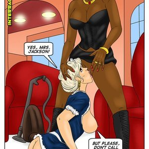 Interracial-Comics Evelyn In Trouble gallery image-008