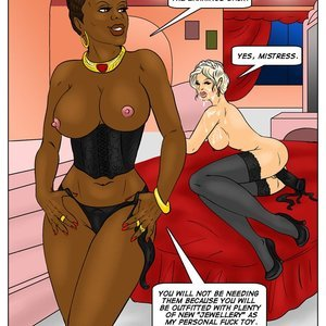 Interracial-Comics Evelyn In Trouble gallery image-037