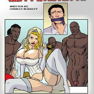 Happy Honeymoon (Interracial-Comics) thumbnail